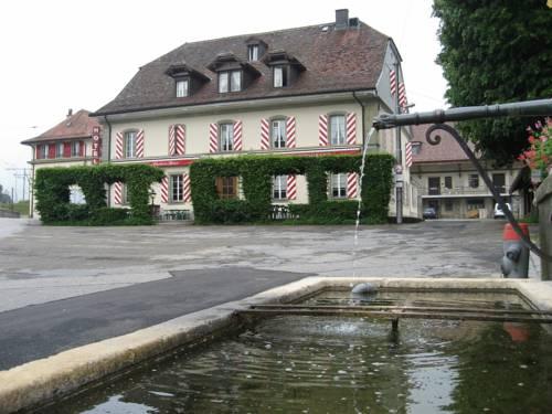 hotel L'Auberge du Chalet à Gobet