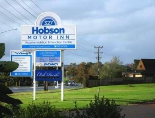 hotel Hobson Motor Inn