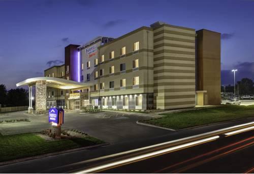 hotel Fairfield Inn & Suites by Marriott Columbus Airport
