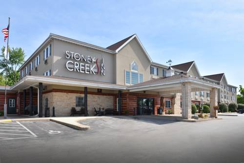 hotel Stoney Creek Hotel and Conference Center - Quincy