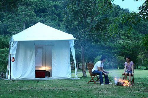 hotel Khao Kheaw es-ta-te Camping Resort & Safari