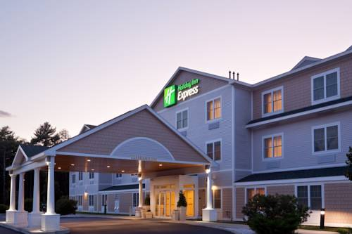 hotel Holiday Inn Express Hotel & Suites Freeport