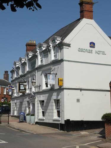 hotel Best Western The George Hotel, Swaffham