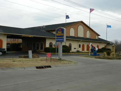 hotel Best Western Glenpool/Tulsa