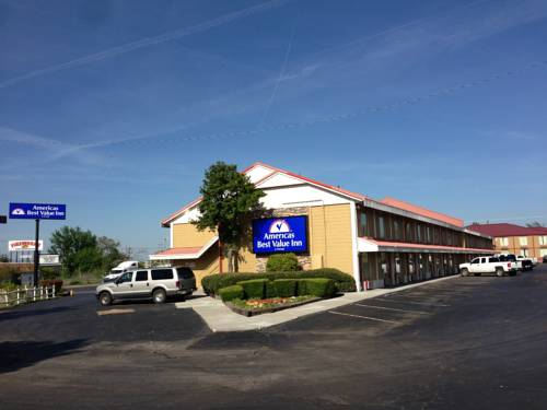 hotel Americas Best Value Inn Tulsa West