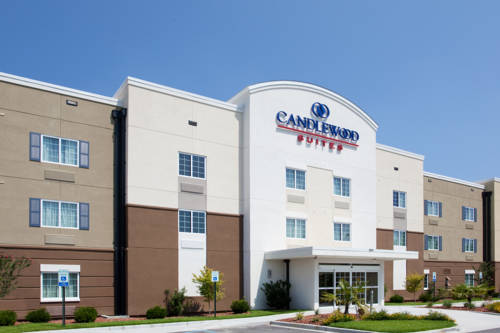 hotel Candlewood Suites Sumter