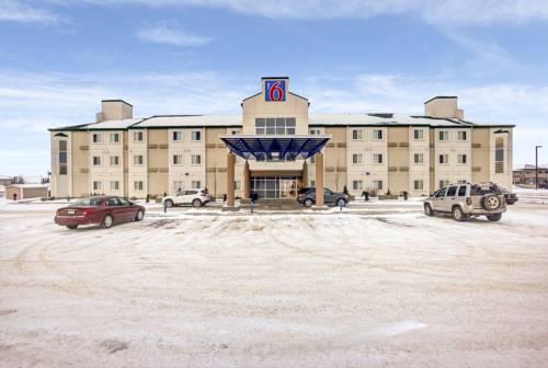 hotel Motel 6 Stony Plain