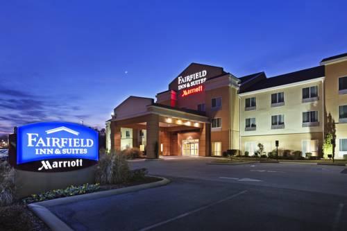 hotel Fairfield Inn & Suites Chattanooga South/East Ridge