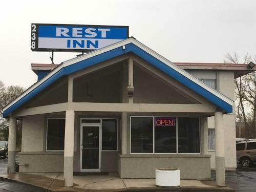 hotel Rest Inn Utica