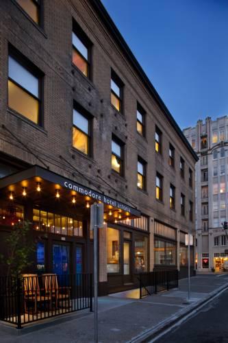 hotel Commodore Astoria