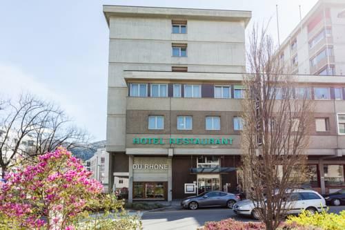 hotel Hôtel du Rhône