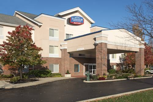 hotel Fairfield Inn & Suites by Marriott Columbus East