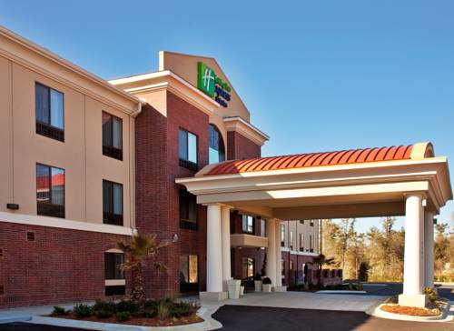 hotel Holiday Inn Express Hotel & Suites Picayune