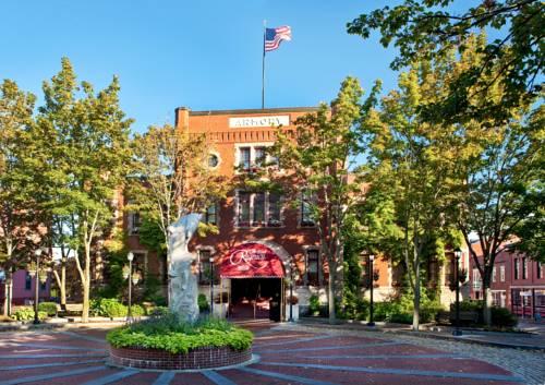 hotel Portland Regency Hotel & Spa