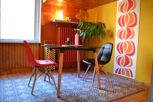 hotel Studio - Centre Pompidou