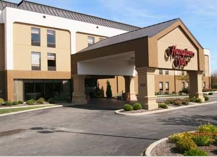 hotel Hampton Inn Columbus/Delaware I-71 North