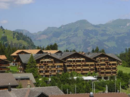 hotel GOLFHOTEL Les Hauts de Gstaad & SPA