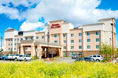 hotel Hampton Inn & Suites Fresno