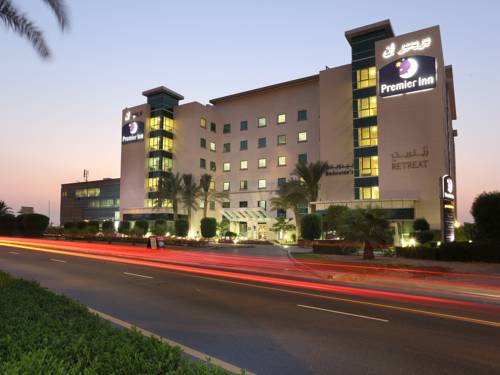 hotel Premier Inn Dubai Investments Park