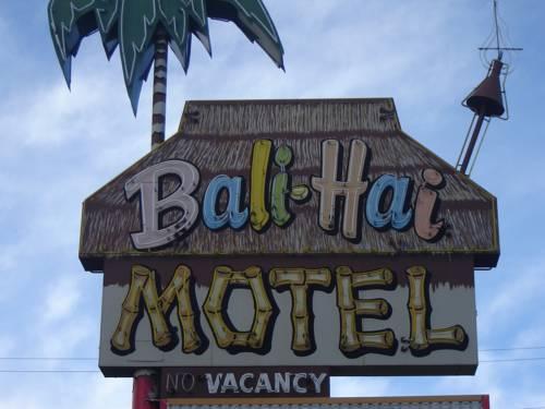 hotel Bali Hai Motel
