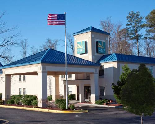hotel Quality Inn Fuquay Varina/ Holly Springs