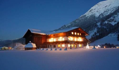 hotel Berghof das Ferienhaus