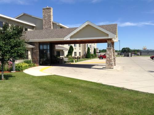 hotel AmericInn Suites of Fort Dodge Iowa
