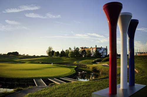 hotel Novotel Saint Quentin Golf National