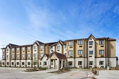 hotel Microtel Inn & Suites by Wyndham Buda