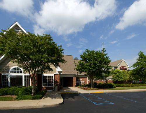 hotel Residence Inn Greenville-Spartanburg Airport