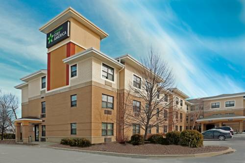 hotel Extended Stay America - Detroit - Southfield - I-696