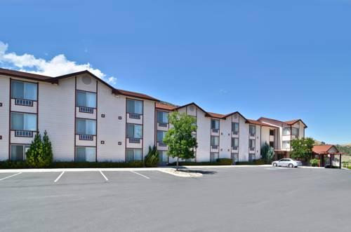 hotel Best Western Topaz Lake