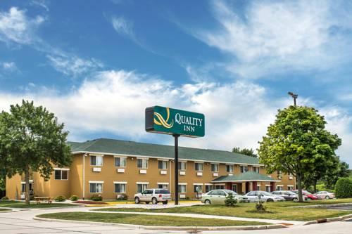 hotel Quality Inn Manitowoc