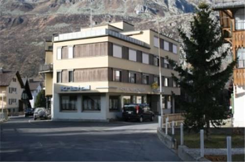 hotel Hotel Kristall