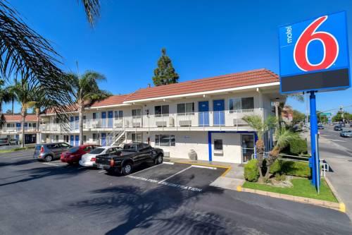 hotel Motel 6 Los Angeles - Long Beach