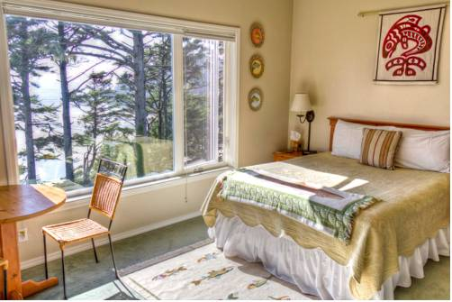 hotel Tyee Lodge Oceanfront B&B