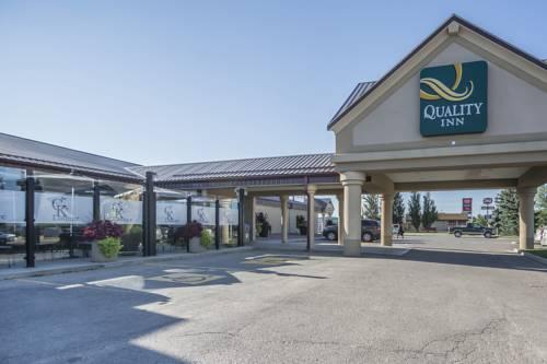 hotel Quality Inn Winkler