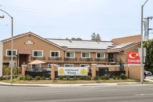 hotel Econo Lodge Moonlight Beach