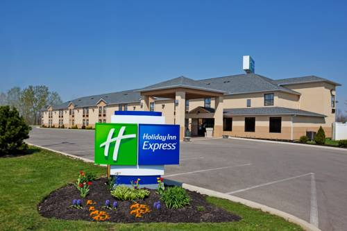hotel Holiday Inn Express London-I-70