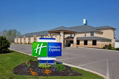 hotel Holiday Inn Express London-I-70