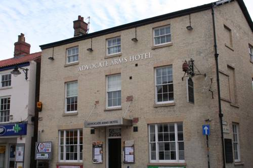 hotel Advocate Arms