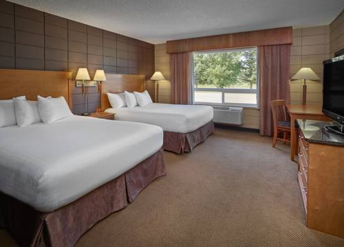 hotel Bonnyville Neighbourhood Inn