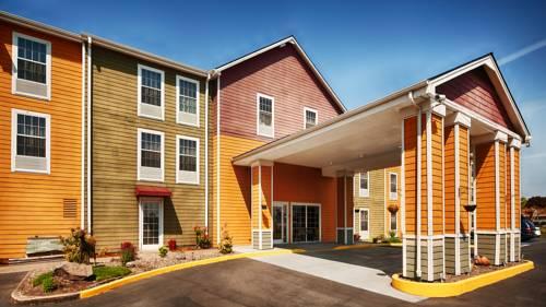 hotel Best Western Woodburn Inn