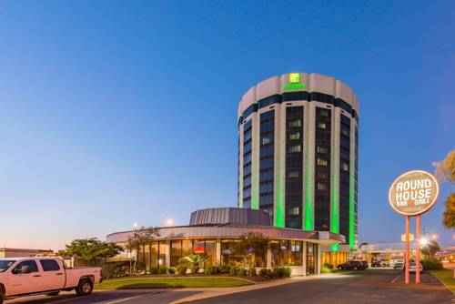 hotel Holiday Inn New Orleans West Bank Tower
