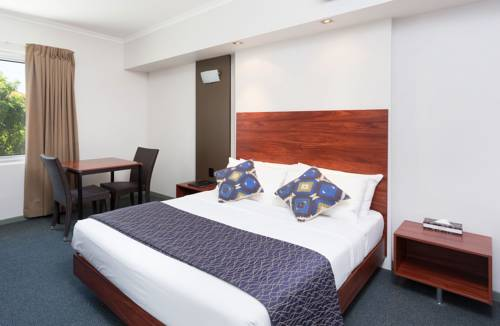 hotel Rocklea International Motel