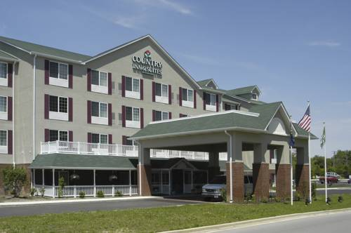 hotel Country Inn & Suites by Carlson - Indianapolis Airport South