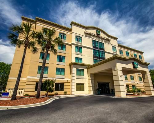 hotel Quality Inn & Suites North Myrtle Beach