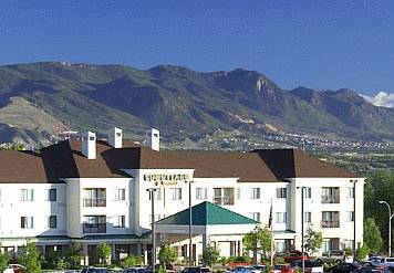 hotel Courtyard by Marriott Colorado Springs South