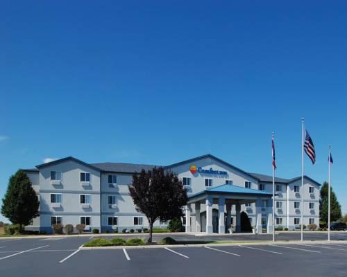 hotel Comfort Inn Bluffton