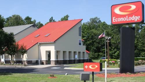 hotel Econo Lodge Carrollton-Smithfield
